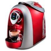 Máquina de Café Espresso e Multibebidas Três Corações Automática Vermelho S04 MODO 220V -
