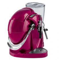 Máquina de Café Espresso Multibebidas Tres corações Gesto 110v, rosa - S06HS GESTO - Três Corações