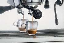 Máquina de Café Expresso Comercial Faema E98 RE A3 220V 3 Grupos Inox -