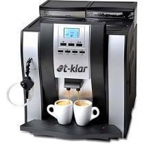 Máquina de Café Expresso T-Klar Me709 110v Automática Moedor e Painel Digital -