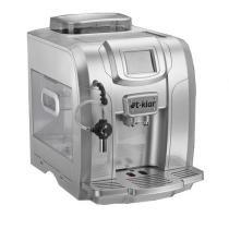 Máquina de Café Expresso T-Klar Me712S 220v Prata Automática Moedor e Painel Touch -
