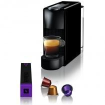 Máquina de Café Nespresso Essenza Mini C30 127V Preta -