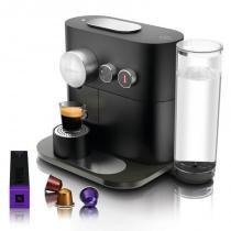 Máquina de Café Nespresso Expert C80 127V Preta -