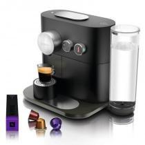 Máquina de Café Nespresso Expert C80 127V Preta - nespresso