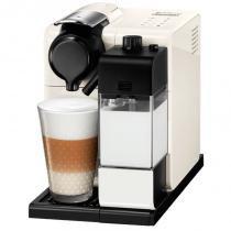 Máquina de Café Nespresso Lattissima Touch Branca 110V com Controle Automático de Café - nespresso
