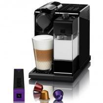 Máquina de Café Nespresso Lattissima Touch Preta 220V com Controle Automático de Café - nespresso
