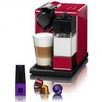 Máquina de Café Nespresso Lattissima Touch Vermelha 110V com Controle Automático de Café -