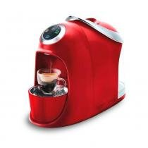 Máquina De Café Versa 3 Corações Vermelha - Polishop