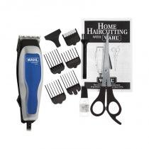 Máquina de Corte Home Cut Prata/Azul - Wahl - Wahl