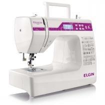 Máquina de Costura 100 Pontos Bivolt Elgin JX-10000 - Bivolt - Elgin