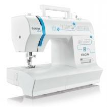 Máquina de Costura 31 Pontos Elgin Genius Plus JX4035 -