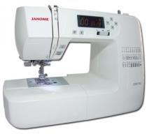 Máquina de Costura Doméstica, Eletrônica, Janome - 2030QDC - Janome