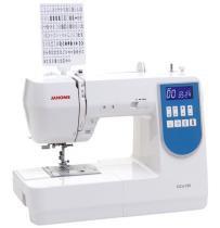 Máquina de Costura Domestica Janome DC6100 - Autovolt -