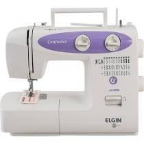 Máquina de Costura Doméstica Portátil Confiance, 31 Pontos, Corte de Fio, Braço Livre,  JX6000 - Elgin