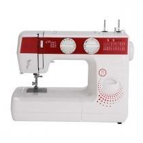 Máquina de Costura Doméstica Sun Lady, Agulha Dupla, 24 pontos, Base Plana, Quilt e Patchwork, SS988 - Sun special