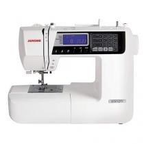 Máquina de Costura Eletrônica 4120 QDC Bivolt (com mesa extensora)- Janome -