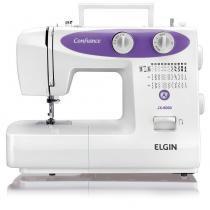 Máquina de costura elgin confiance jx - 6000 220v - Elgin