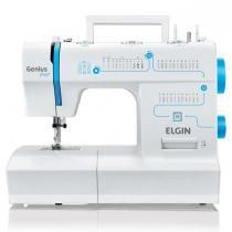 Máquina De Costura Elgin Genius Plus+ Jx-4035 - 220v -