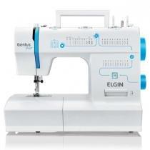 Máquina de costura elgin genius plus+ jx-4035 - 220v - Elgin