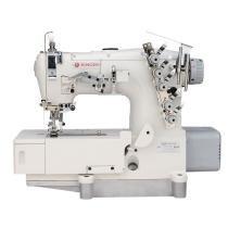 Máquina de Costura Galoneira Industrial c/ Direct Drive, Base Fechada, Parada de Agulha, Lubrif. Automática, 522D3643107 - Singer