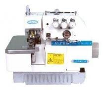 Máquina de Costura Industrial Interlock 5 fios Pesada c/ Direct Drive LH-5-516-56D - Alpha - Alpha