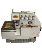 Máquina de Costura Industrial Interlock, Ponto Corrente, 2 Agulhas, 5 Fios, 6000ppm, Lubrif. Automática, FY55 - Yamata