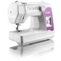 Máquina de Costura Portátil Elgin Decora JX-2080 - Elgin