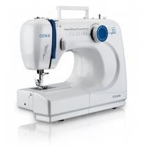 Máquina de Costura Portátil JX-4000 Genius Branca - Elgin - Elgin