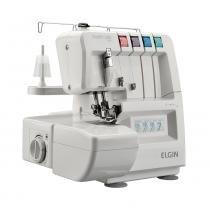 Máquina De Costura Portátil Overlock 1300Ppm Ov-1000 Elgin - Elgin