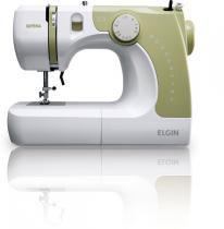 Máquina de Costura Portátil Supéria JX-2050 Verde - Elgin - Elgin