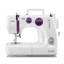 Máquina de costura pratika 9 pontos jx2051 elgin -