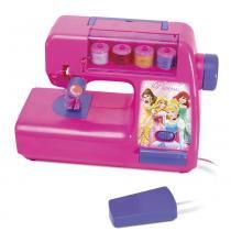Máquina de Costura Princesas - BR026 - Princesas Disney