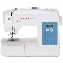 Máquina de Costura Singer Brilliance 56 Pontos Eletrônica 6160 - SINGER