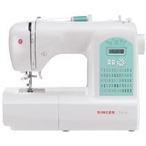 Maquina de costura singer starlet 56 pontos eletrônica -