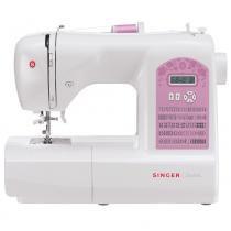 Máquina de Costura Singer Starlet 6699, Uso Doméstico, 65W - Singer