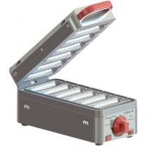 Máquina de Crepe Elétrica 6 Unidades - Marchesoni