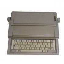 Máquina de Escrever Eletrônica Olivetti Et Personal 510 Negrito Semi Nova -