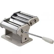 Maquina de macarrao para 3 tipos de massa caseira lasanha spaghetti e talharim com ajuste de espessu - Gimp