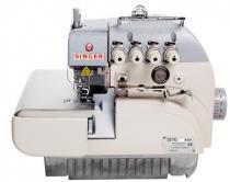 Máquina de Overlock Industrial, 04 Fios, Ponto Cadeia, Singer - Singer