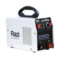 Máquina de Solda Inversora 120A ARC120 - Razi -
