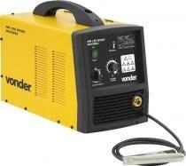 Maquina de solda mig mag 115a 220 volts monofásico sem acessórios minimag mm150 - Vonder -