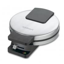 Máquina de waffle cuisinart aço inox escovado wmr 110v -
