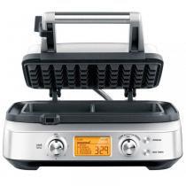 Máquina de waffle smart breville aço onox escovado 110v - Breville by tramontina