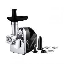 Maquina moer moedor de carne eletrico lenoxx máquina para fazer linguiças, alimentos e biscoitos 220 -