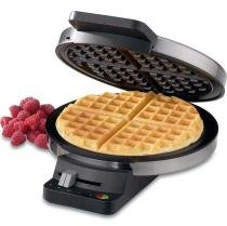 Máquina para waffle 127v - cuisinart -