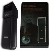 Maquina Profissional De Cortar Cabelo Aparar Barba Depilador - Raymonda