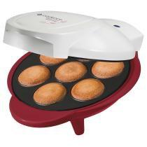 Máquina Sweet Cake de Cupcakes CUP100 Vermelho/Branco - Cadence - Cadence