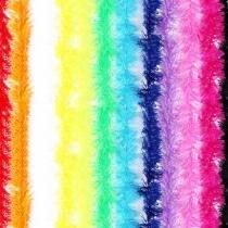 Marabu Colorido Fios Metalizados 150Cm - Aluá festas