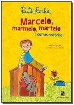 Marcelo, marmelo, martelo e outras historias - Moderna - paradidatico