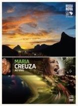 Maria creuza - ao vivo (dvd+cd) - Music brokers dvd
